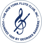 NY Flute Club Flute Fair @   Faculty House at Columbia University | New York | New York | United States